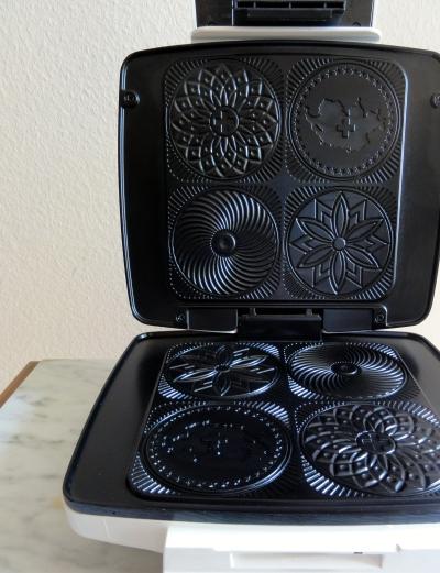 bricelet waffle iron