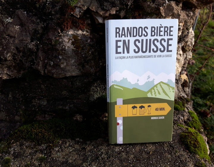 beer hiking book