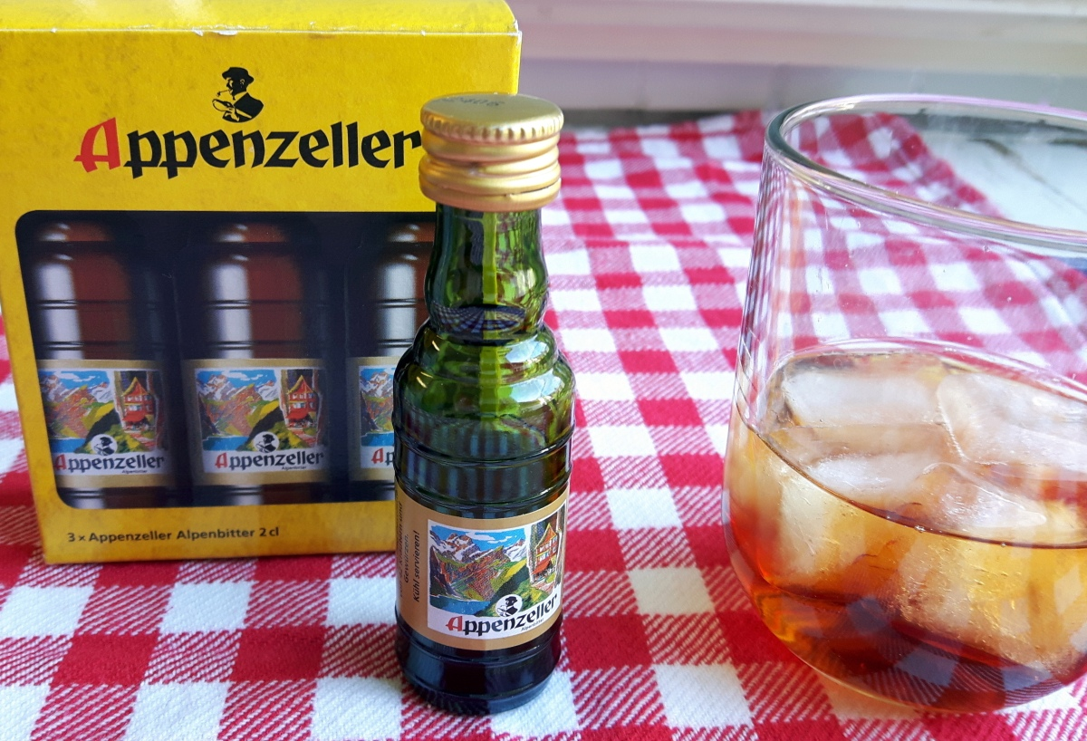 Swiss Alpenbitter: A Traditional Herbal Liqueur