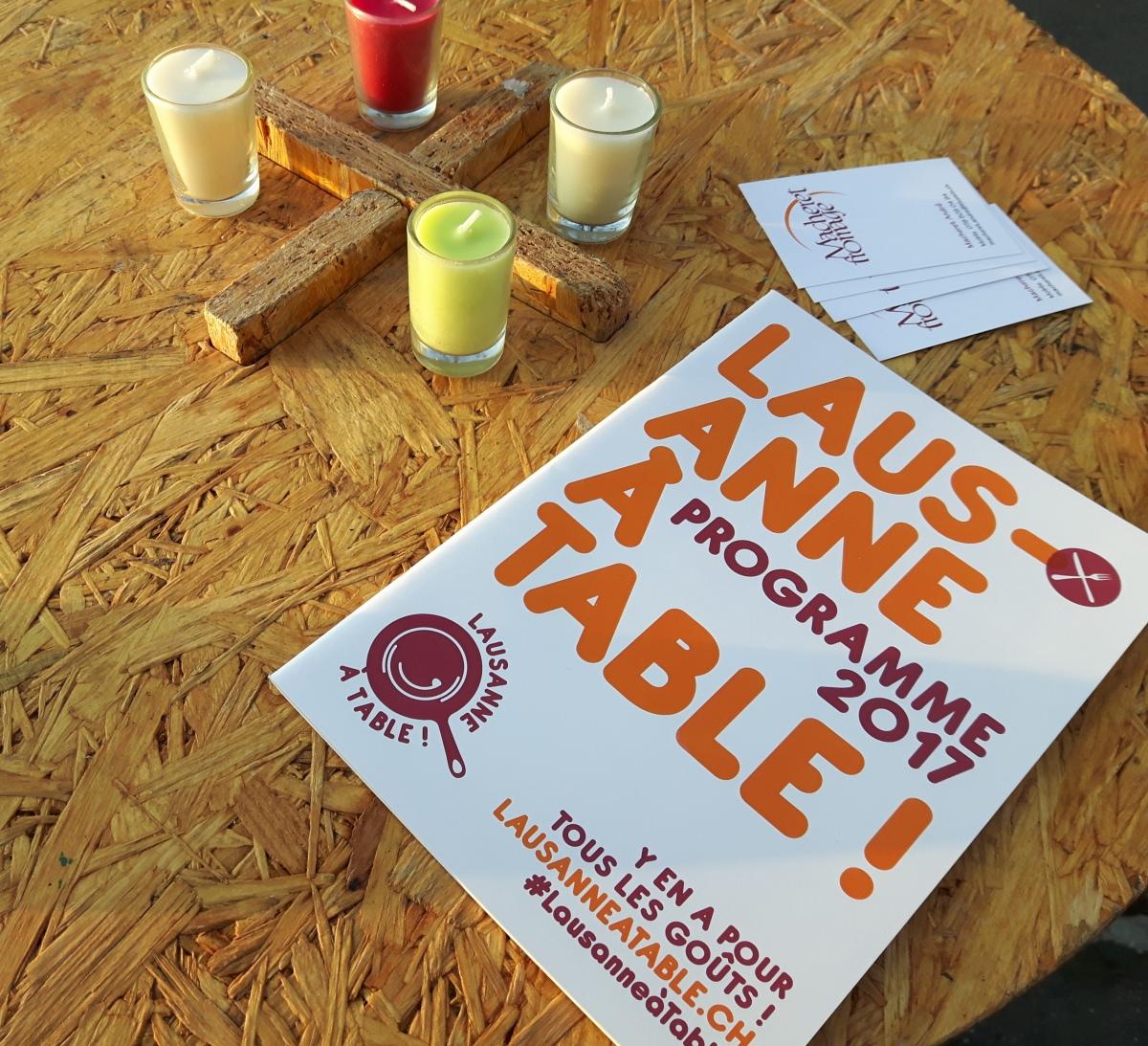 Lausanne table hosts fondue party to kick off 2017 for Atelier cuisine lausanne